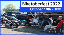 Book Book Biker Campground Sites for Oktoberfest Daytona Beach