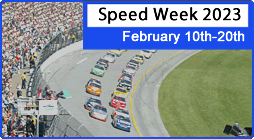 Book Camp Sites for Speed Weeks Daytona Beach